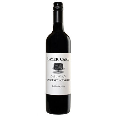 Layer Cake Cabernet Sauvignon (750 ml)