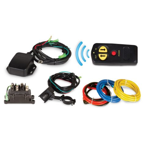 Champion Power Equpiment Universal Wireless Remote Control for Winches up to 4,500 lbs.