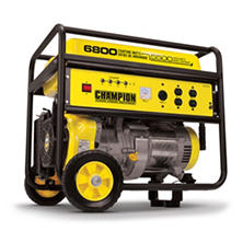 Champion 5,500W / 6,800W Portable Gasoline Generator