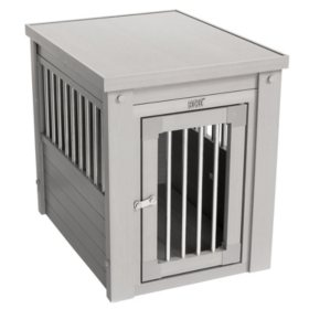 ecoFLEX Dog Crate, Grey (Choose Your Size)