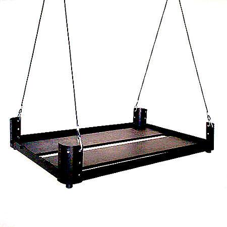 Platform Accessory for Garage Gator - 125 lb Capacity