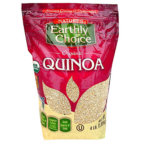 Nature's Earthly Choice Quinoa (64 oz.)