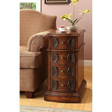 Palermo Oak Side Table