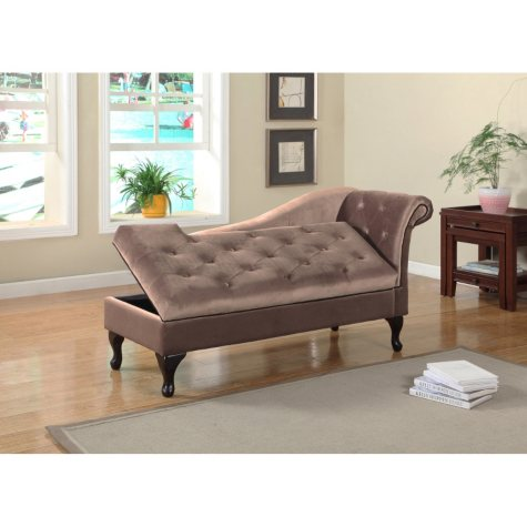 Essex Storage Bench/Chaise