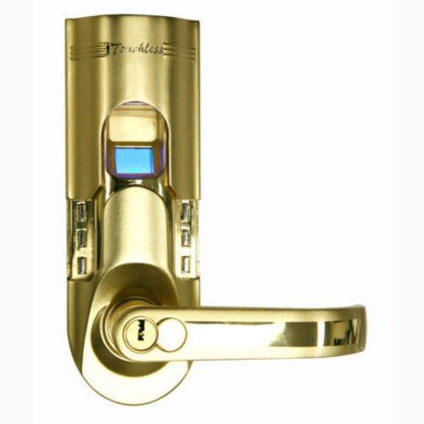 Bio-Matic Fingerprint Door Lock - Right Handled