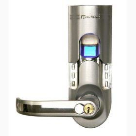 Bio-Matic Fingerprint Door Lock - Left Handled