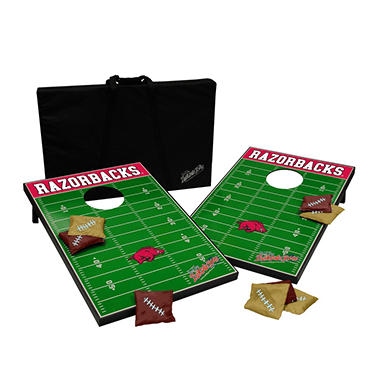 NCAA Arkansas Razorbacks Bean Bag Toss