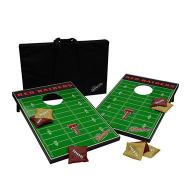 NCAA Texas Tech Red Raiders Bean Bag Toss