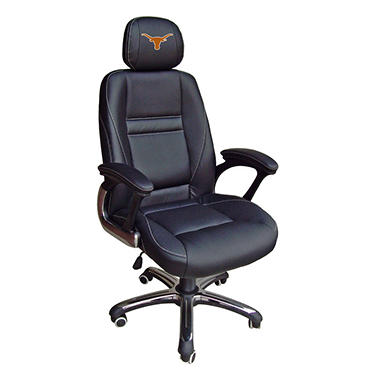 University of Texas Longhorns Head Coach Chair