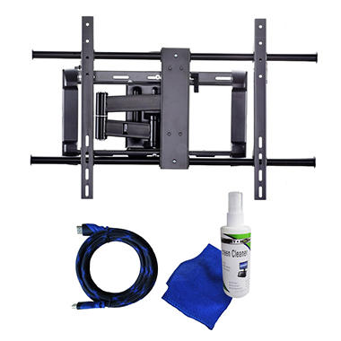 Ready Set Mount Full Motion Mount Kit for 37