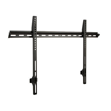 Ready Set Mount Ultra Slim and Fixed Flat Panel TV Mount - Fits 37