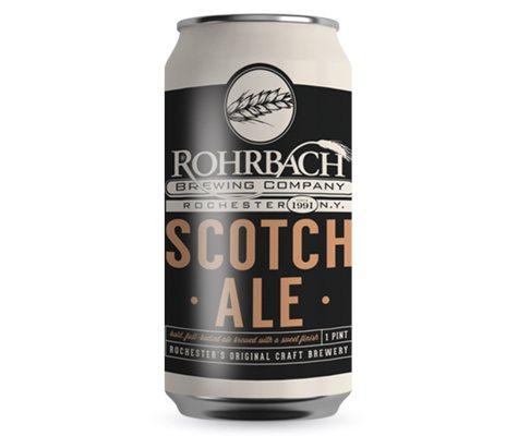 Rohrbach Scotch Ale (16 fl. oz. can, 4 pk.)