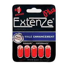 Extenze Blister Pack (5 ct.)