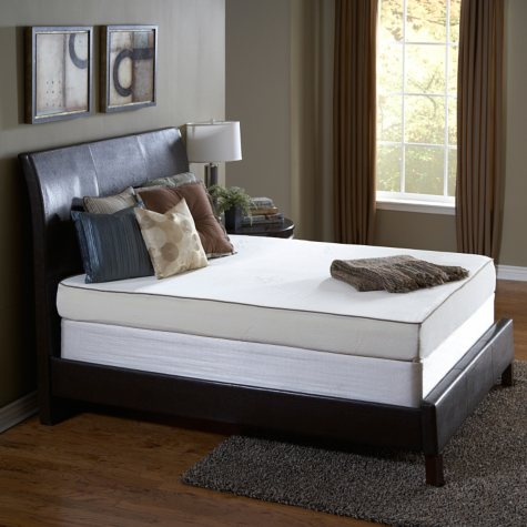 "8"" VISCO MATTRESS"