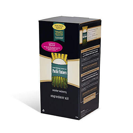 Home Winery Kit Ingredient Refill - Merlot