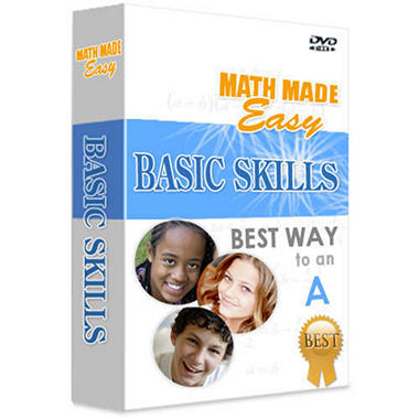 Math Made Easy - Basic Skills