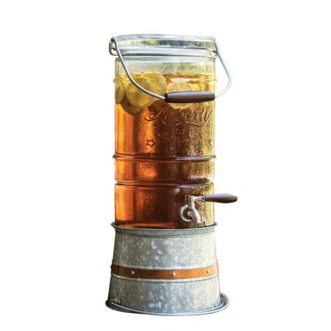 Liberty Glass Beverage Dispenser (2.5 gal.)