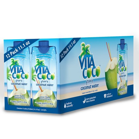 Vita Coco Coconut Water (11.1 oz., 12 pk.)