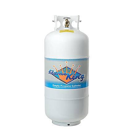 40-lb. Propane Cylinder with Overfill Protection Device Valve