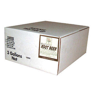 Diet Root Beer Syrup (3 gal.)