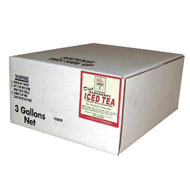 Diet Raspberry Iced Tea Syrup (3 gal.)