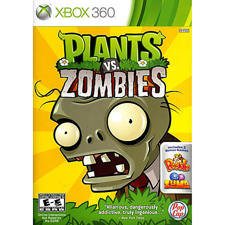 PLANTS V ZOMBIES 360 11/24 TRANSITION