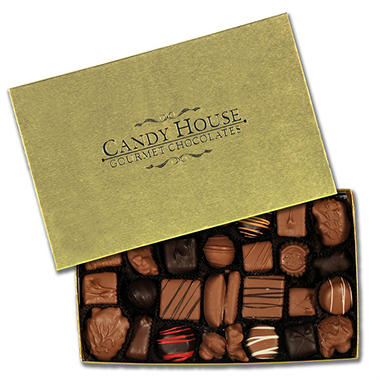 Candy House Deluxe Assortment of Chocolates (2 lb.)