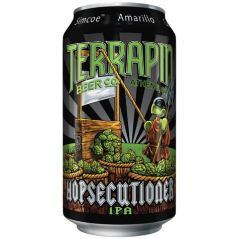 Terrapin Hopsecutioner India Pale Ale (12 fl. oz. can, 12 pk.)