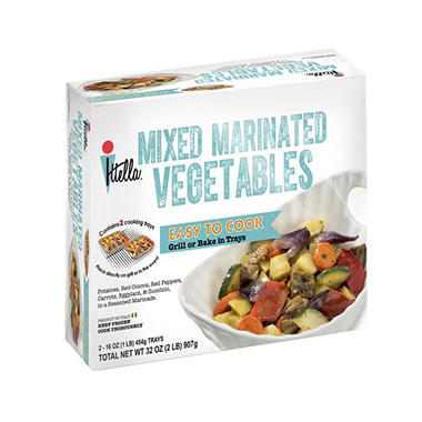 Ittella Mixed Marinated Vegetables (16 oz., 2 ct.)