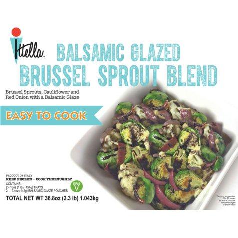 Ittella Balsamic Glazed Brussels Sprout Blend (36.8 oz., 2 pk.)