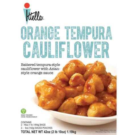 Ittella Orange Tempura Cauliflower (42 oz., 2 pk.)