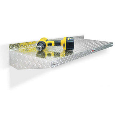 WallShelf - Diamond Plate (40