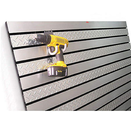 SlatWall MX Panel - 4' x 4'