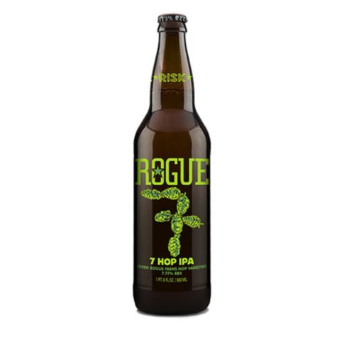 Rogue 7 Hop IPA (22 fl. oz. bottle)