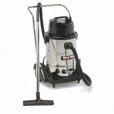 Tornado Piranha 20 gallon Dual Motor Wet/Dry Tank Vacuum with tools