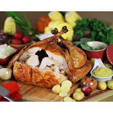 Case Sale: Big Easy Whole Deboned Turkey (8.5 lb. ea., 2 ct.)