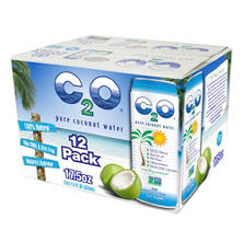 C2O Pure Coconut Water (17.5 fl. oz., 12 ct.)