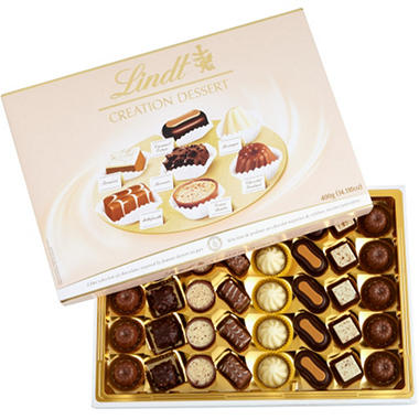 Lindt Swiss Chocolate Collection (14.1 oz.)