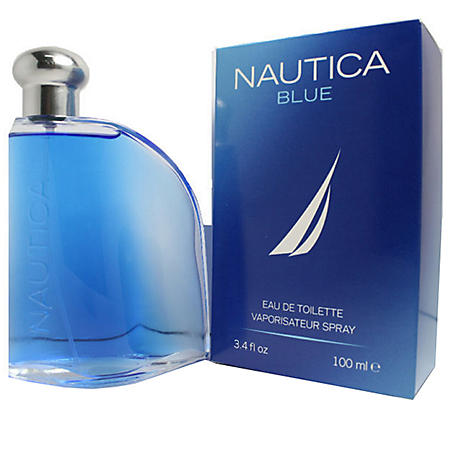 NAUTICA BLUE 3.4OZ MSRP $55.00 MENS