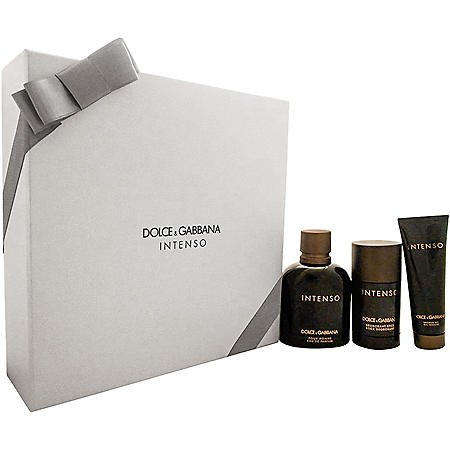 Pour Homme Intenso Gift Set by Dolce & Gabbana