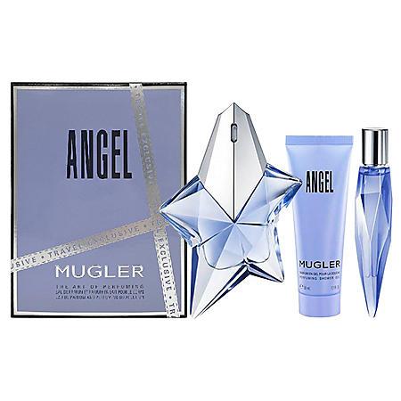 Thierry Mugler Angel Ladies 3-Piece Gift Set