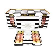 Marché de Paris French Macarons, Luxe Edition (11.1 lbs., 420 ct.)