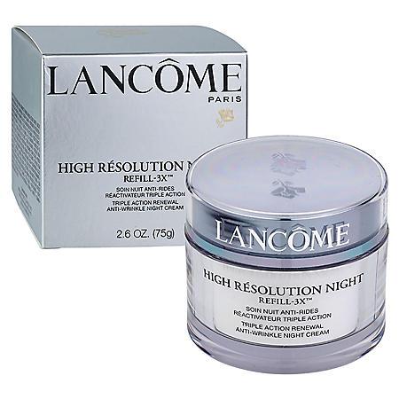 Lancome High Resolution Night Refill 3X (2.5 oz.)