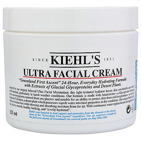 Kiehl's Ultra Facial Cream (4.2 fl. oz. or 1.7 fl. oz.)