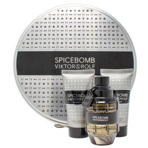 Men's Spicebomb 3-Piece Set by Viktor & Rolf