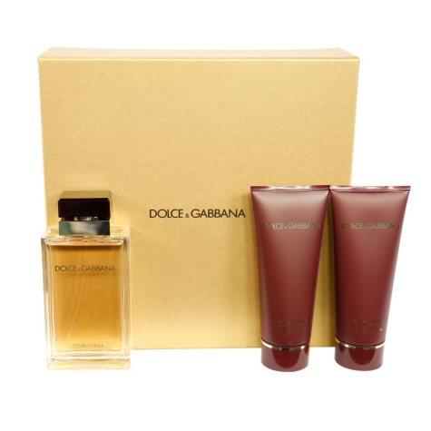 Dolce & Gabbana Women's Pour Femme 3 Piece Set
