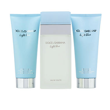 Dolce & Gabbana Women's Light Blue 3-Piece Set