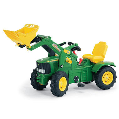 John Deere Air Tire Farm Trac with Front Loader