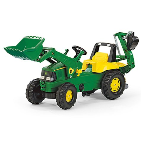 John Deere Backhoe Loader