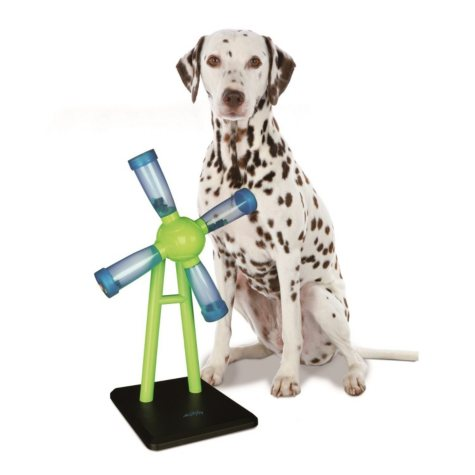 "Trixie Windmill Activity for Dogs, Beginner (11"" x 8.5"" x 17.25"")"